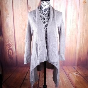 FENN WRIGHT MANSON OPEN CARDIGAN LONG SLEEVES